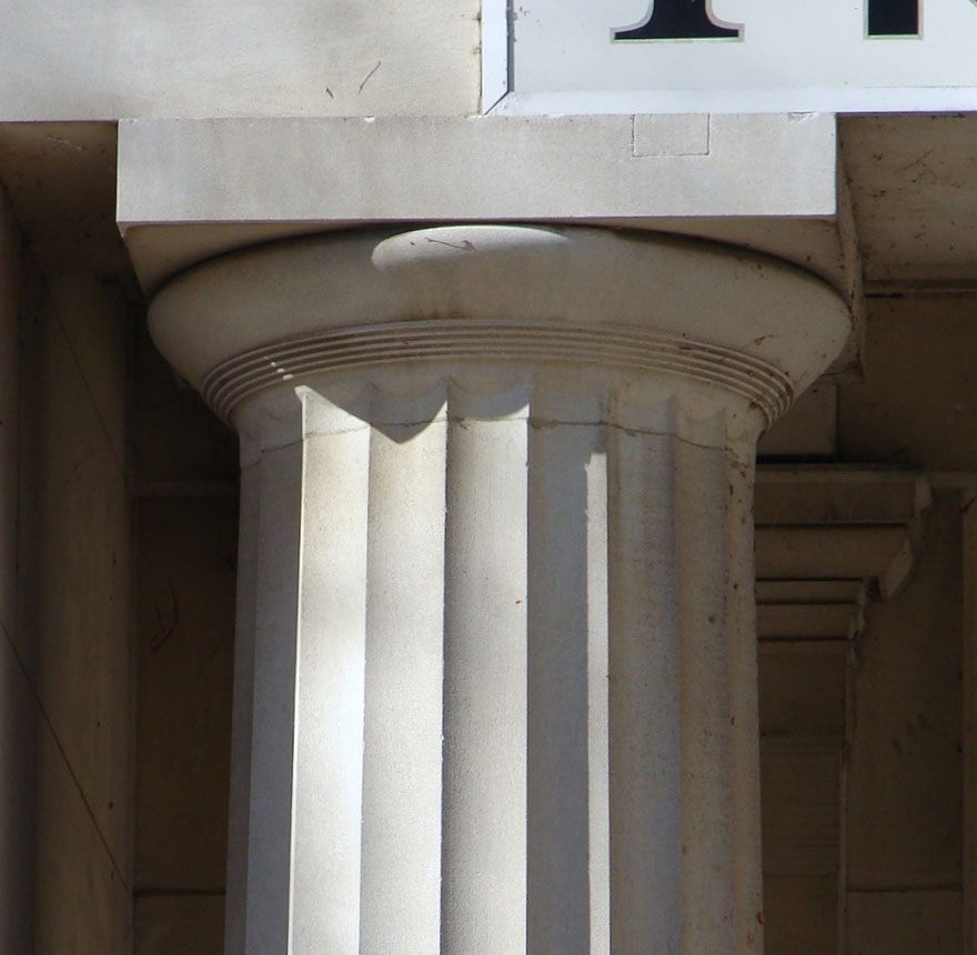 Doric (First Church of Christ, Scientist, 1907)