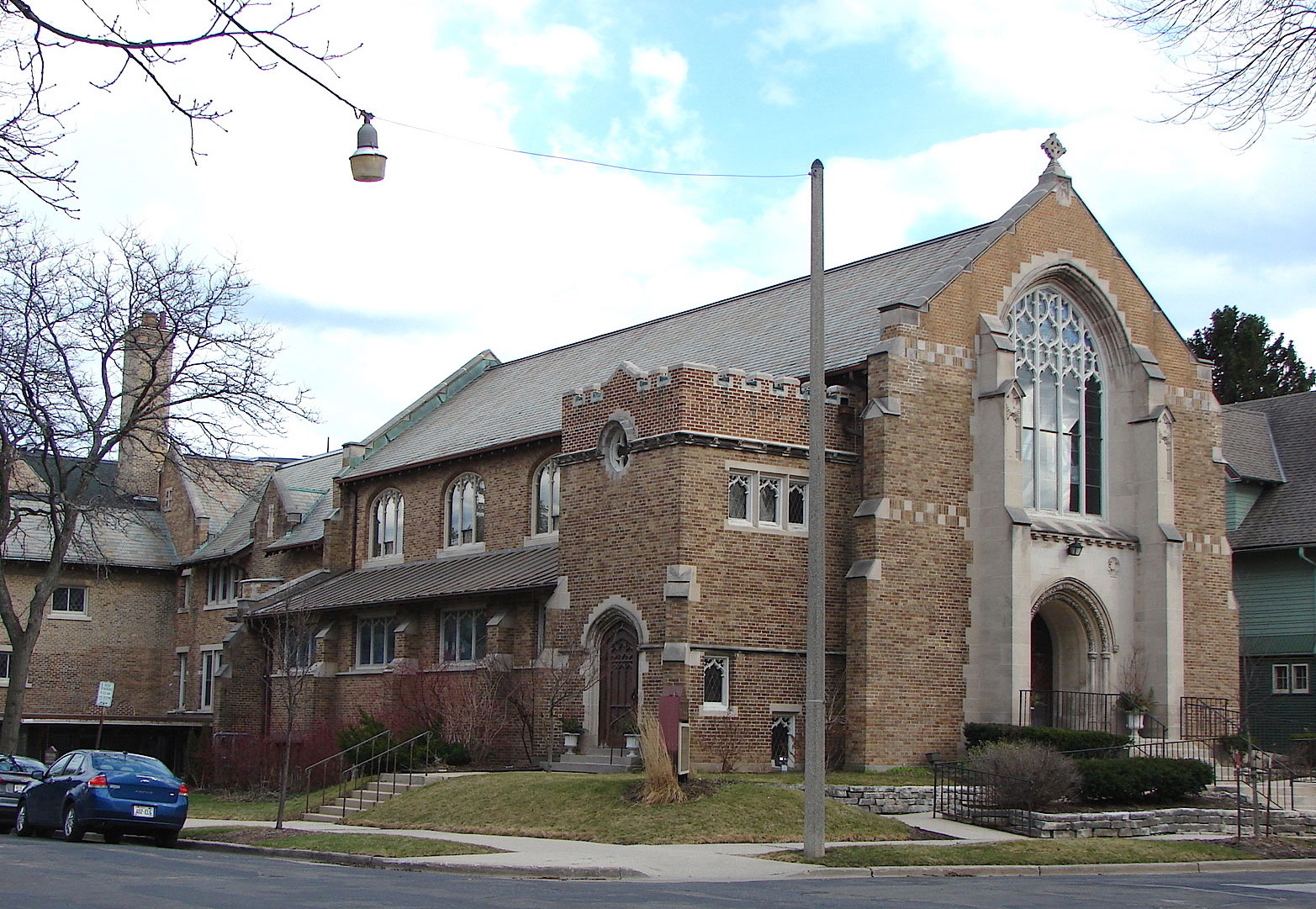 Plymouth Congregational
