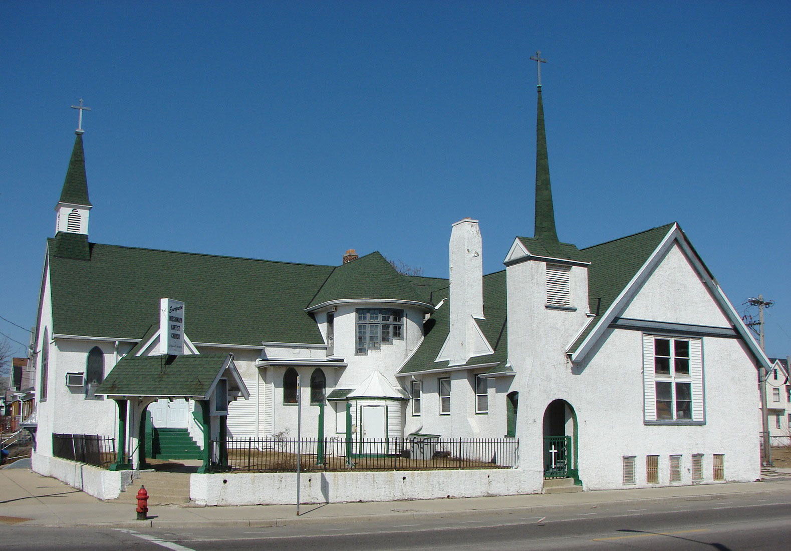 St. George's Episcopal