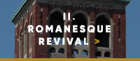 Chapter II - Romanesque Revival